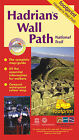 Hadrian's Wall Path: Bowness to Wallsend by Footprint (Sheet map, folded, 2010)