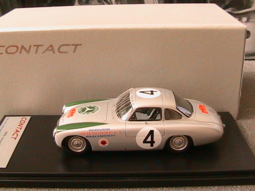 Mercedes benz 300sl st carrera panamerica 1952 c007pa4 1 43 sport contact