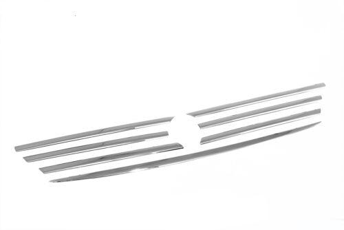For Mercedes Vito Viano W639 03-10 Front Grill Trim Stripe 7-Piece Set Chrome