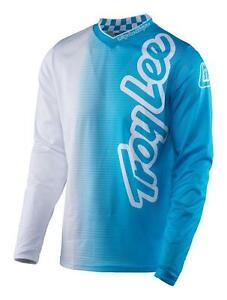 Troy-Lee-Designs-GP-Air-JERSEY-50-50-blanc-bleu-2017