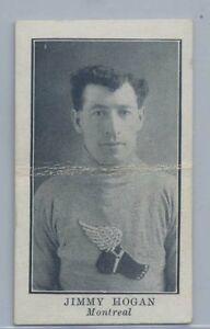 1912-C61-Lacrosse-7-Jimmy-Hogan-Montreal-Scarce