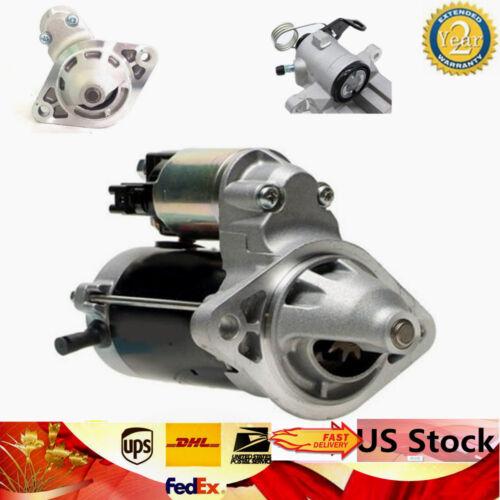 Starter 17841 FOR Pontiac Vibe Toyota Corolla Matrix L4 1.8L 03-08 28100-22090