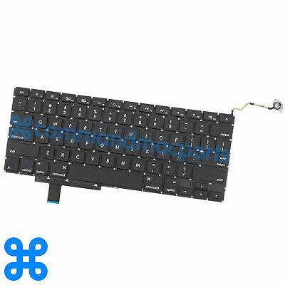 "100/% BRAND NEW 17/"" MacBook Pro Unibody A1297 US Black Keyboard 2009 2010 2011"