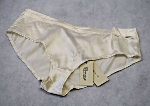 Somerset By Alice Temperley Silk Short In Ivory R79 Size Large