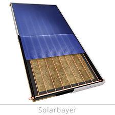 Solarbayer Flachkollektor Silversun 2,02 m² Kollektor Solaranlage Solarkollektor