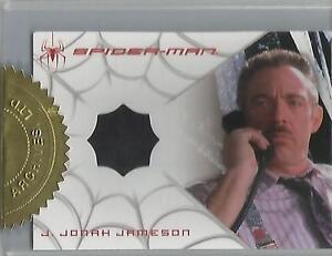 Spider-man-3-TIE-VARIANT-034-J-Jonah-Jameson-034-Case-Topper-Costume-Card