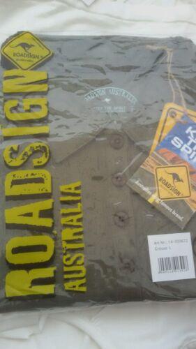 Damen Sweatshirt Poloshirt           ROADSIGN AUSTRALIA   Grösse  M und L