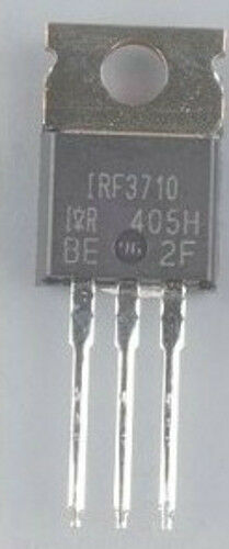 """20pcs   IRF3710 /""""IR/"""" Power MOSFET N-Channel 57A 100V"""