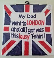 Sealednew London England Medium Souvenir Tee-shirt