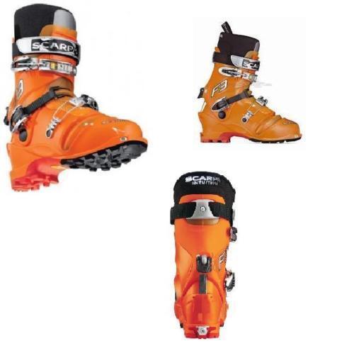 Scarpa F3 Thermo Boot Ski Mountaineering 3 Hooks Light Dynafit Ski Alp Boot