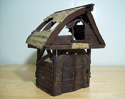 """1/18 Ultimate Soldier Hayloft playset for 3 3/4"""" German good for making diorama"""