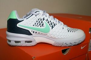 Details about Nike Women's Air Max Cage Tennis Shoe Style #554874134