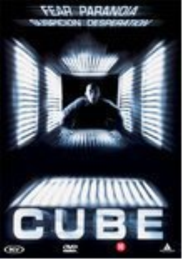 The Cube [Region 2] - Dutch Import (US IMPORT) DVD NEW