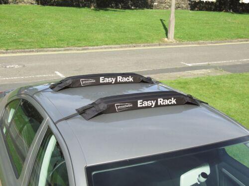Easy Soft Rack Roof Bars w bag fits Ford Mondeo MK4 2008-2012 4,5 door