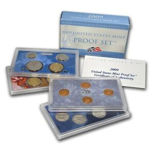 2009-United-States-Proof-Set-14-coins-set