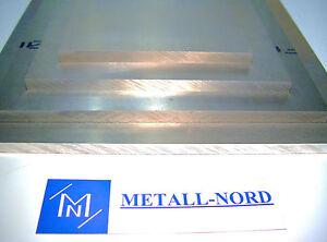 HOCHFEST-Aluminiumplatte-Blech-ZUSCHNITT-034-Staerke-x-Format-034-AW-7075-AlZnMgCu1-5