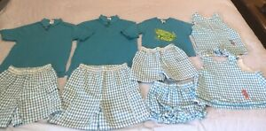Kelly-s-Kids-Brother-Sister-Lot-Set-18M-3-3-4-7-8-10-12-Girl-Boy