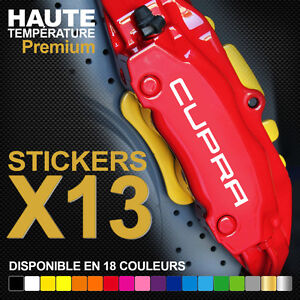 Compatible-Stickers-autocollants-adhesifs-pour-etrier-de-frein-SEAT-CUPRA