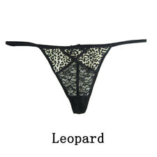 2e220591f69f 6 Color Plus Size Sexy Lace G-string Thong Women Underwear Panty Big Size S