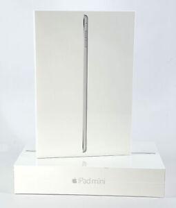 """Apple iPad Mini 4 - 7.9"""" Retina, 128GB, Wi-Fi, Silver, MK9P2LL/A  Factory Sealed"""