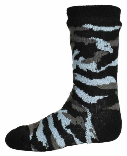 Mens Thermal Socks Holds Ultimate heat Thick Grips Brushed Winter Warm Sock 6-11