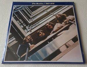 BEATLES-1967-1970-2017-UK-28-TRACK-180g-VINYL-REISSUE-2LP-SET-NEW-amp-SEALED