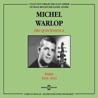 Michel Warlop - Quintessence Paris 1933-43 [new Cd] France - Import on Sale