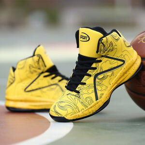 Fashion-Young-Men-Basketball-Shoes-Light-Weight-Comfortable-GYM-Training-Shoes