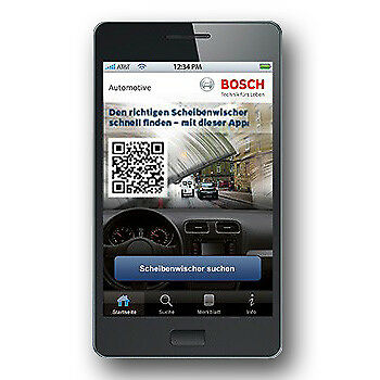 Bosch twin essuie-glaces set devant 503 500+475mm OPEL ASTRA G FORD MAVERICK