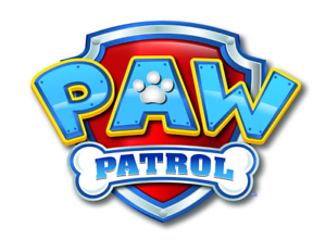 Paw-Patrol-Logo-Edible-Cake-Topper-Frosting-Sheet