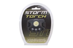 ESP Storm Torch Head Torch For Carp   Coarse Fishing