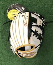 "Wilson A2000 Fastpitch Superskin H12 12"" Softball Glove"