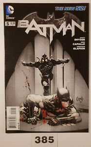 Batman-5-New-52-NM-1st-Print-DC-New-52-Snyder-Capullo-Arkham-Court-of-Owls