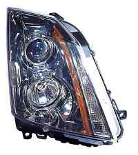 Cadillac Cts Sedan 2008 2009 2010 2011 2012 2013 2014 Right Passenger Headlight
