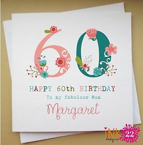 Image Is Loading Personalised Birthday Card Gran Daughter Aunt 30th 40th