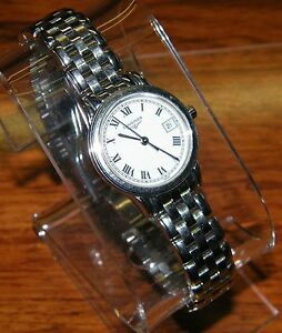 68f3b247d67 Longines Flagship Swiss Women s White Dial Ladies Quartz Watch (L4 ...