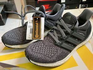 on sale 674b9 d02bf Image is loading Adidas-Ultra-Boost-Ltd-Mystery-Grey-1-0-