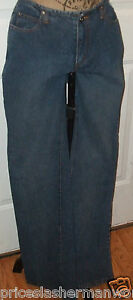 49-RUE-21-jeans-flare-pant-Medium-wash-SIZE-8-pants-32-33-womens