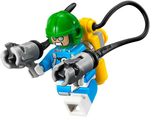 LEGO Batman Movie Egghead Mech Food Fight Condiment King Minifigure 70920