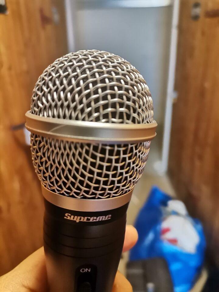 Mikrofon, Supreme DM58