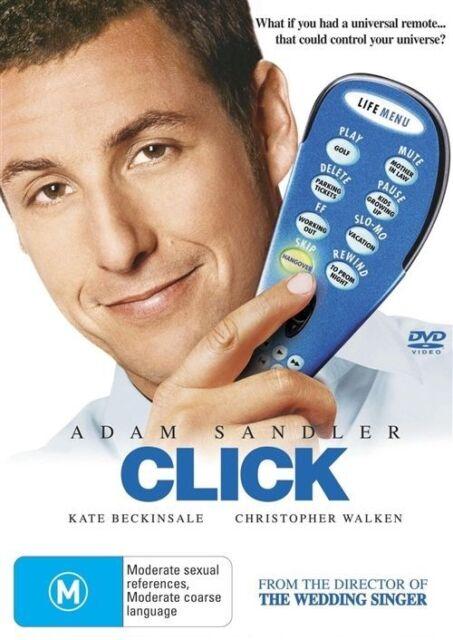 Click (DVD, 2010)