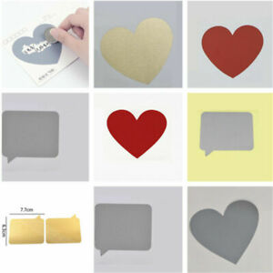 1000PCS-Cute-Different-Shape-Scratch-off-Stickers-Funny-Message-Hide-Protector