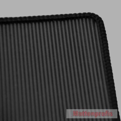 Esteras de goma goma tapices para VW t5-2 Caravelle pasajeros de año 2003-2015 ri