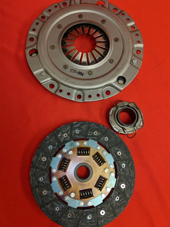 Clutch Kit LuK 23-001 fits 88-92 Daihatsu Charade 1.0L-L3