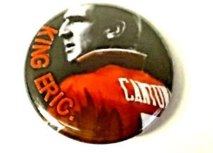 Manchester United Legende Cantona Abzeichen Eric Die König Fußball
