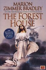 The Forest House (the Mists of Avalon Prequel) Paperback Bradley Marion Zim