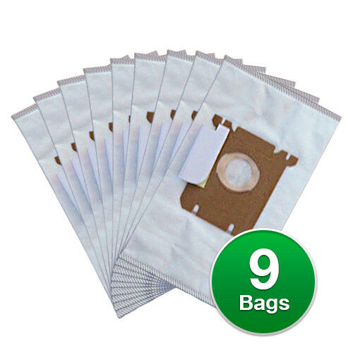 Replacement Vacuum Bags for Electrolux EL4040A JetMaxx Vacuums 3 Pack