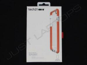 Nuevo Tech21 Evo Malla Deporte Apple IPHONE 6 / 6s Plus Móvil Funda Rosa Claro