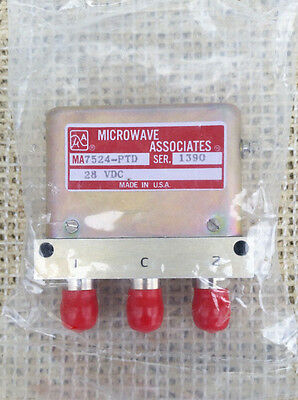 Business & Industrial MICROWAVE ASSOCIATES MA7524-PTD Coaxial ...
