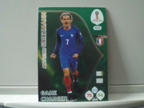 Panini WORLD CUP 2018 ADRENALYN XL 2018-Game Changer